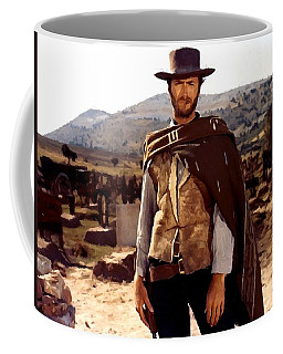 Clint Eastwood Outlaw Coffee Mug