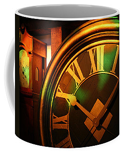 Clocks Coffee Mug