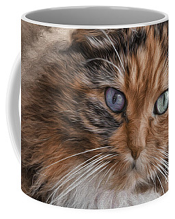 Cloe Kitty Coffee Mug