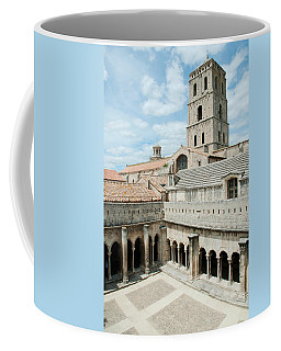 Cloister Of St. Trophime, Church Of St Coffee Mug