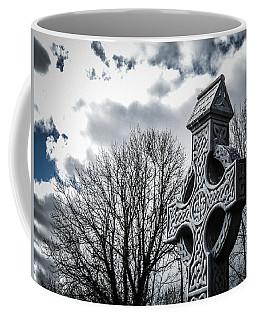 Clondegad Celtic Cross Coffee Mug
