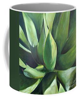 Close Cactus II - Agave Coffee Mug