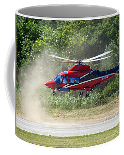 Close Landing  Coffee Mug