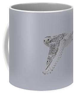 Close Up Of The Ghost Flight Coffee Mug