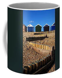 Closed For The Winter Coffee Mug by Wendy Wilton