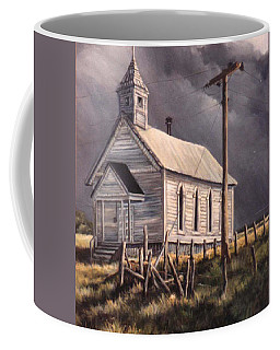Closed On Sundays Coffee Mug