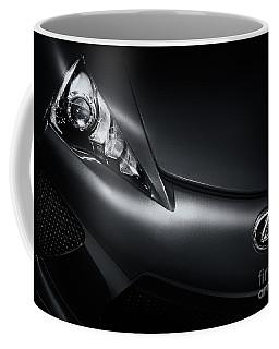 Closeup Of Lexus Lfa Car Coffee Mug