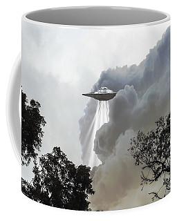Cloud Cover Coffee Mug by Brian Wallace
