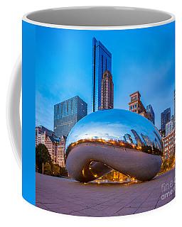Cloud Gate Number 3 Coffee Mug