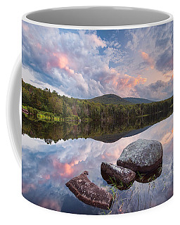 Cloud Mirror Coffee Mug