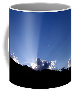 Cloud Rays Coffee Mug