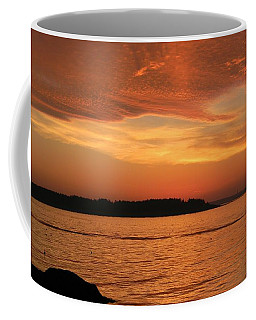 Cloud Shadows Coffee Mug