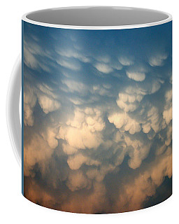 Cloud Texture Coffee Mug
