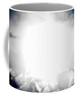 Cloudburst Sky Celestial Cloud Art Xl Resolution Coffee Mug