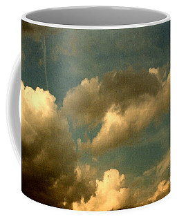 Clouds Of Yesterday Coffee Mug by Anita Lewis
