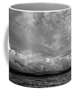 Clouds Over Alabat Island Coffee Mug