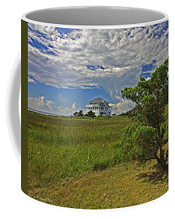 Clouds Over Hatteras Coffee Mug
