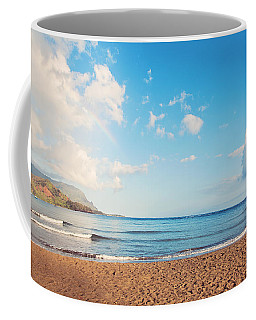 Cloudscape - Kauai Hawaii Photography Coffee Mug