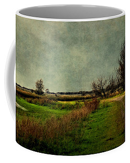 Cloudy Day Coffee Mug