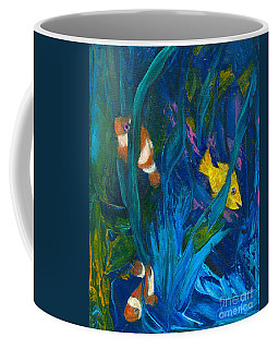 Clowning Around Coffee Mug by Denise Hoag