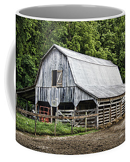 Clubhouse Road Barn Coffee Mug