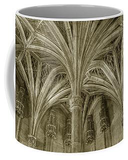 Cluny Museum Ceiling Detail Coffee Mug