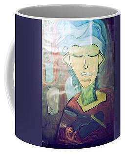 Cluttered Mind Coffee Mug