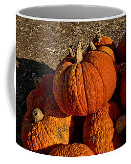 Knarly Pumpkin Coffee Mug