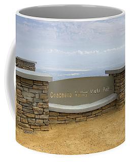 Coachella Valley Vista Point Coffee Mug