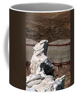 Coffee Mug featuring the photograph Coal Mine Mesa 14 by Jeff Brunton