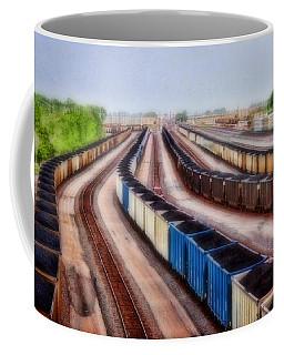 Coal Snakes Coffee Mug
