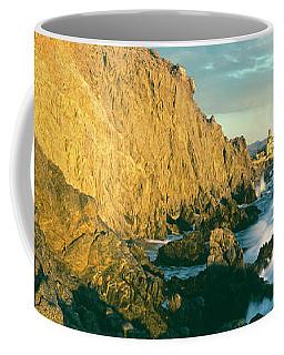 Coast At Sunset, Hacienda Cerritos Coffee Mug