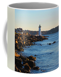 Coast Guard New Castle Nh Coffee Mug