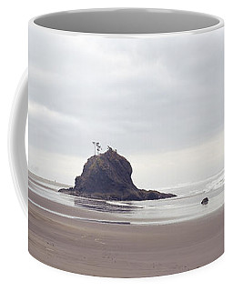 Coast La Push Olympic National Park Wa Coffee Mug by Panoramic Images