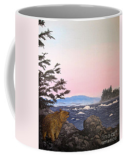 Coastal Bear Coffee Mug
