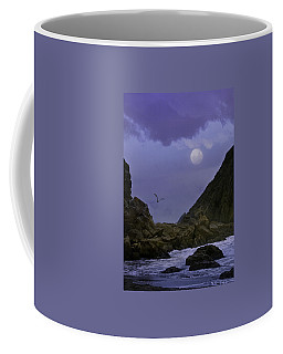 Coastal Moods Moonglo Coffee Mug