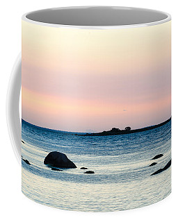 Coastal Twilight View Coffee Mug