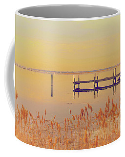 Coastal Winter Coffee Mug