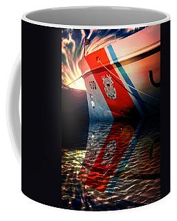 Coast Guard Uscg Alert Wmec-630 Coffee Mug