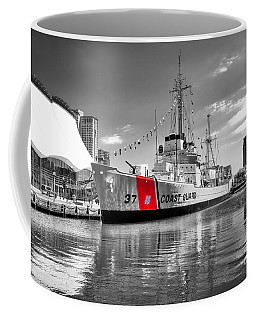 Coastguard Cutter Coffee Mug