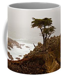 Coastline Cypress Coffee Mug