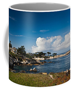 Coastline, Monterey Bay, Monterey Coffee Mug