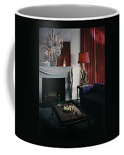 Cobina Wright's Living Room Coffee Mug
