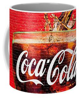 Coca Cola Coffee Mug by Luciano Mortula