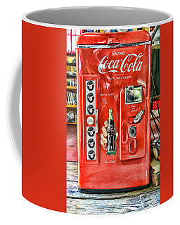 Coca-cola Retro Style Coffee Mug