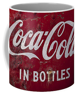 Coca Cola Sign   #0636 Coffee Mug