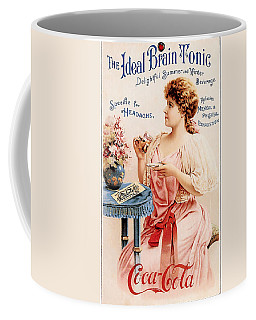 Coca-cola - The Ideal Brain Tonic Coffee Mug