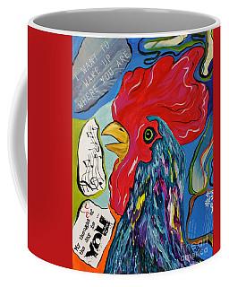 Cock-a-doodle-do Coffee Mug