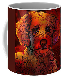 Cockapoo Dog Coffee Mug