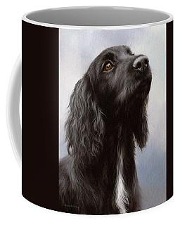 Cocker Spaniel Painting Coffee Mug
